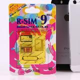 R-SIM 9 PRO + Plus для iPhone 5/ 5S/ 5C iOS 7 GSM/CDMA/WCDMA